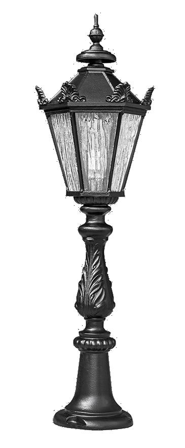 Żeliwne oświetlenie
