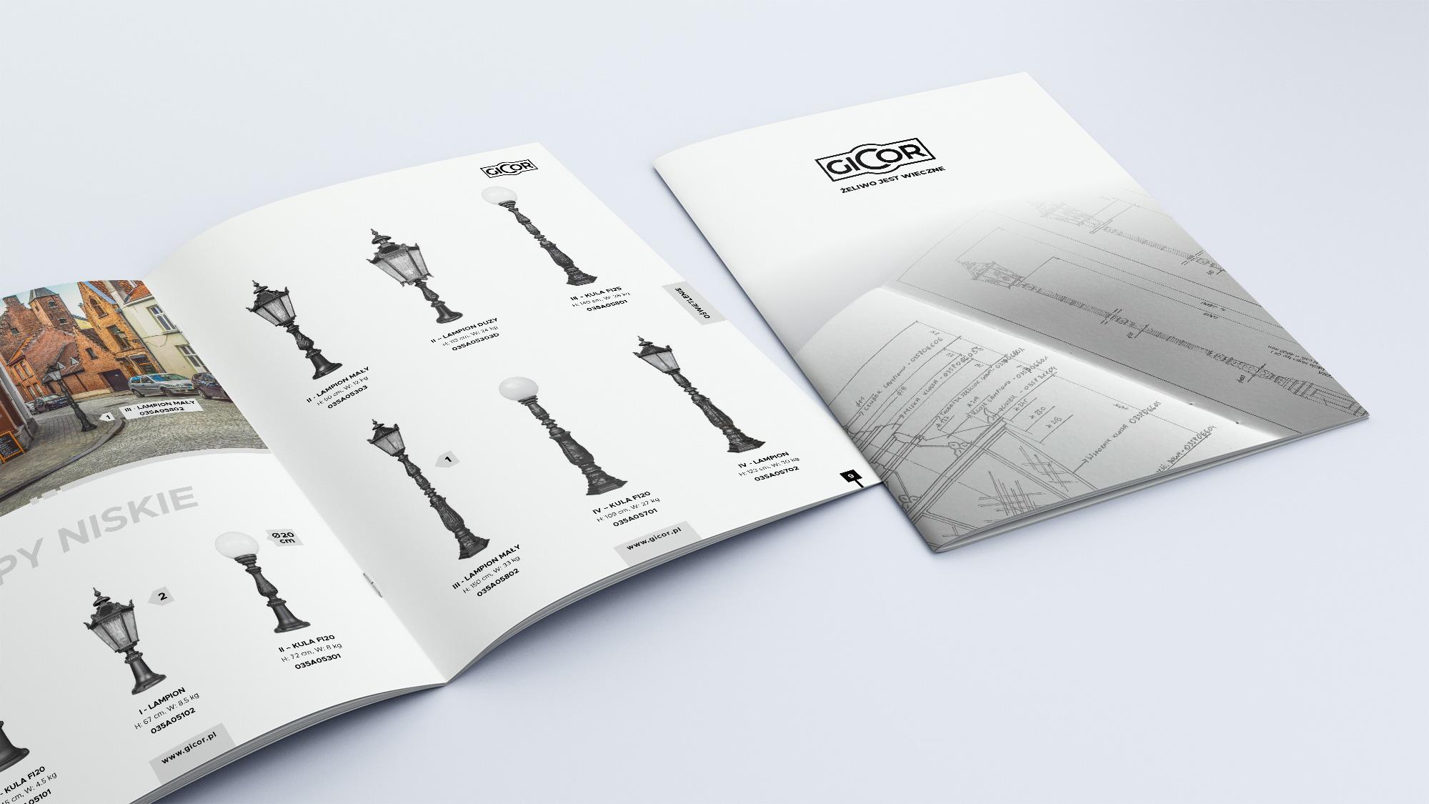Katalog GICOR